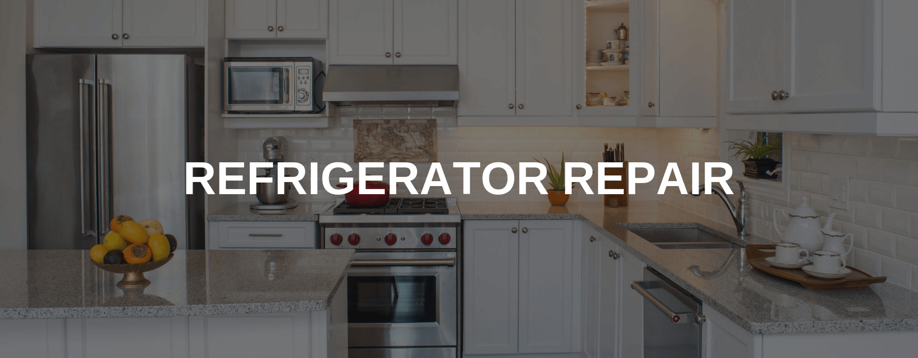 refrigerator repair coral springs