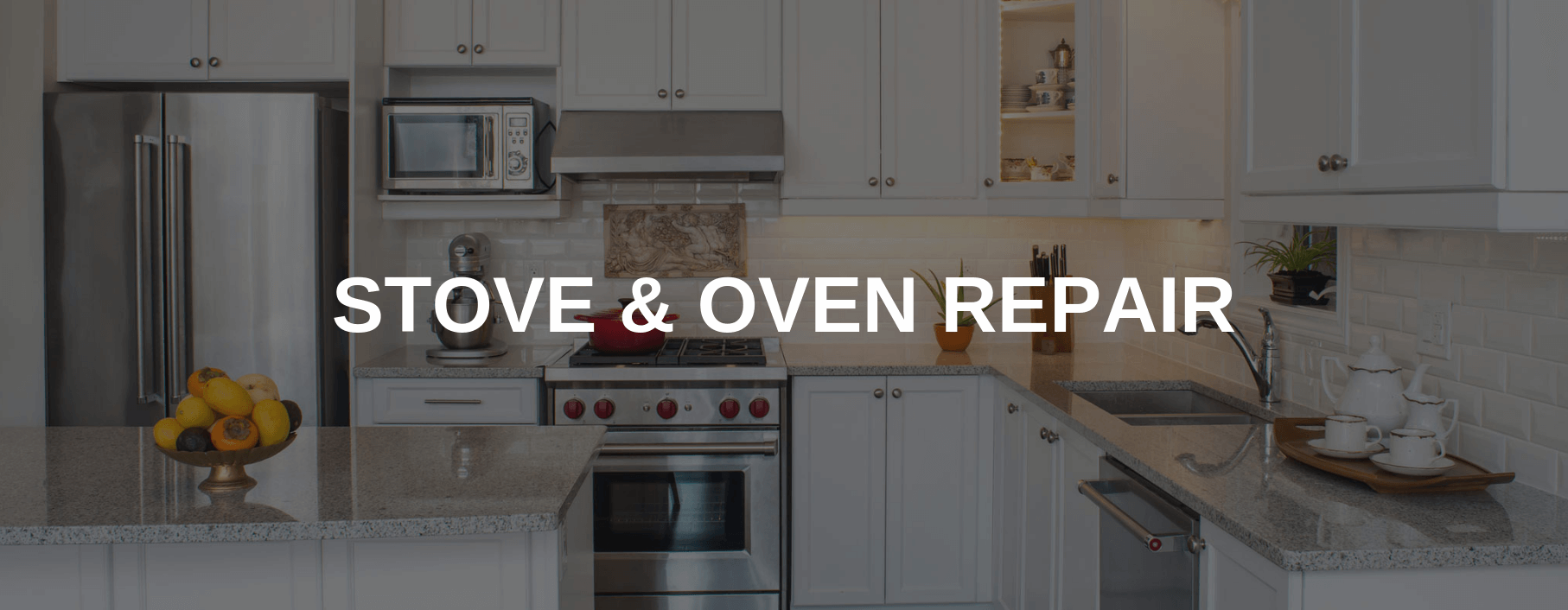 stove repair coral springs